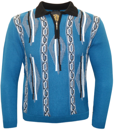 "Expressiver Sweater von Paolo Deluxe Modell ""Don"""