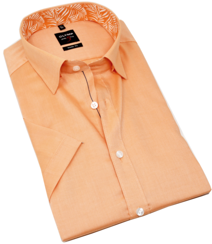 "OLYMP Level Five, body fit, Under-Button-down, Mandarin ""Aktionsprodukt des Monats"""