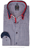 OLYMP Level Five, Body Fit, Button-Down, Rot