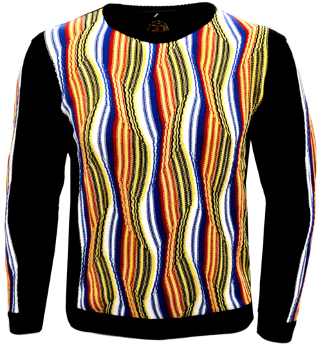 "Paolo Deluxe Goldline Sweater Rocco Expressive Hardcore ""Gelb"""
